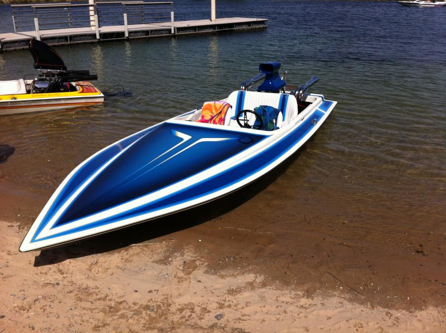 Eliminator Boats Paint Jobs